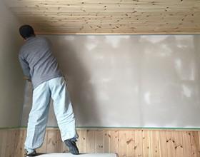 3 左官工の仕事 内部塗り壁仕上げ(仕上げ編)