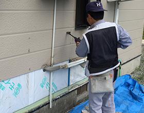 1 会津・北塩原村 T様邸外壁改修工事