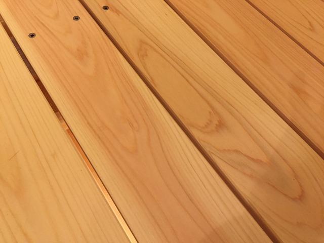 天井 スノコ 檜