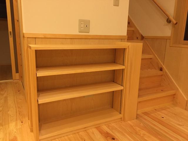 ニッチ 作り付け家具