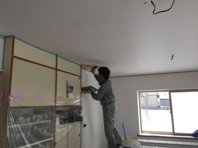 会津若松 猪苗代 郡山 リフォーム リノベーション 漆喰 左官 建具 二重窓