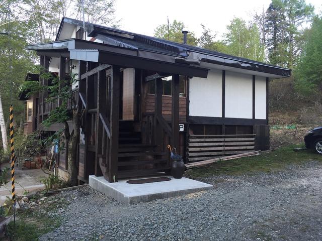 会津 裏磐梯 別荘 店舗 リノベーション リフォーム 職人 手刻み