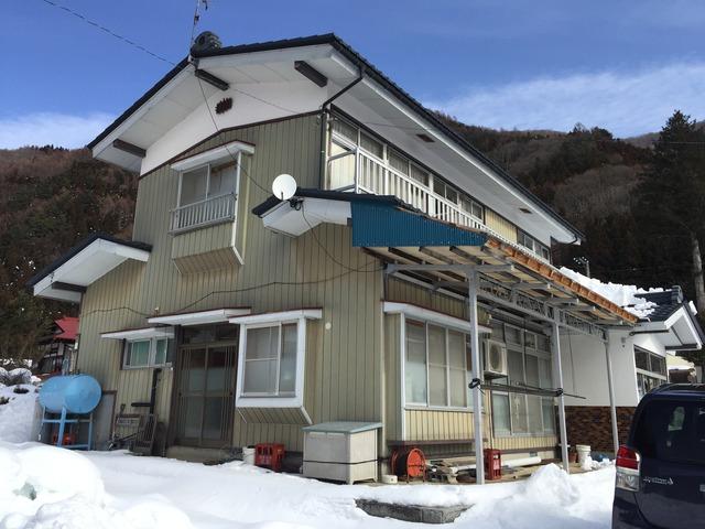 猪苗代 リノベーション リフォーム 木製建具 二重窓 インナーサッシ